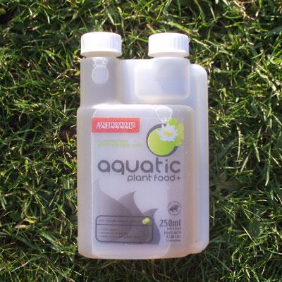 Liquid plant food plus