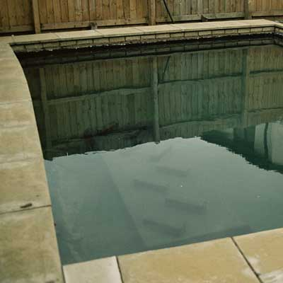 Build a pond construct a formal garden pond waterside for Brick fish pond