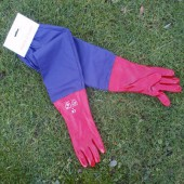 pond gloves for a small hand