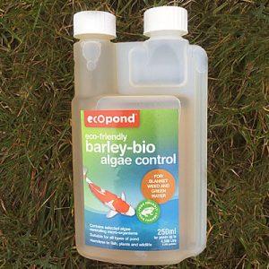 Barley Bio Algae control - liquid organic blanketweed control