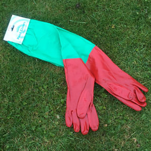 Long pond gloves larger hand size