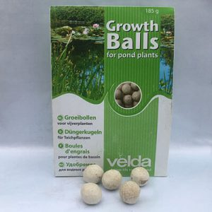 Feed balls - pack of approx 50 feed balls for pond plant nutrition